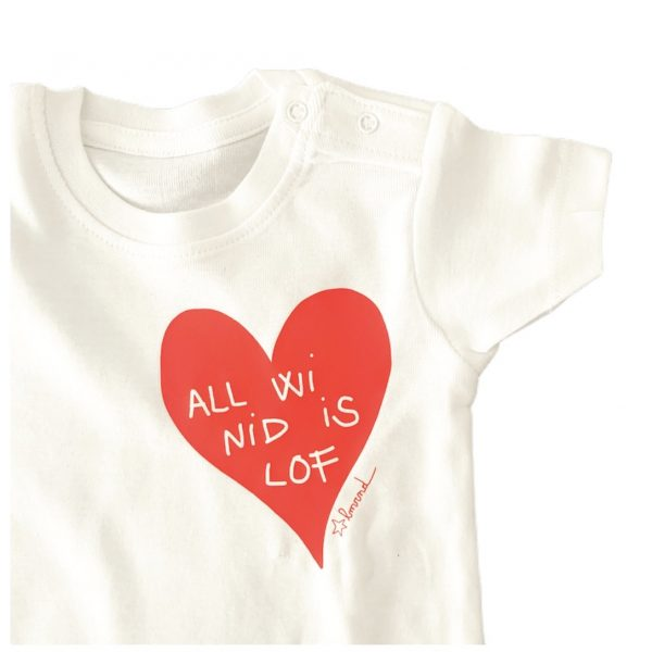 Bodies Bebés The Beatles. All You Need Is Love. Regalo Original. Tienda Online